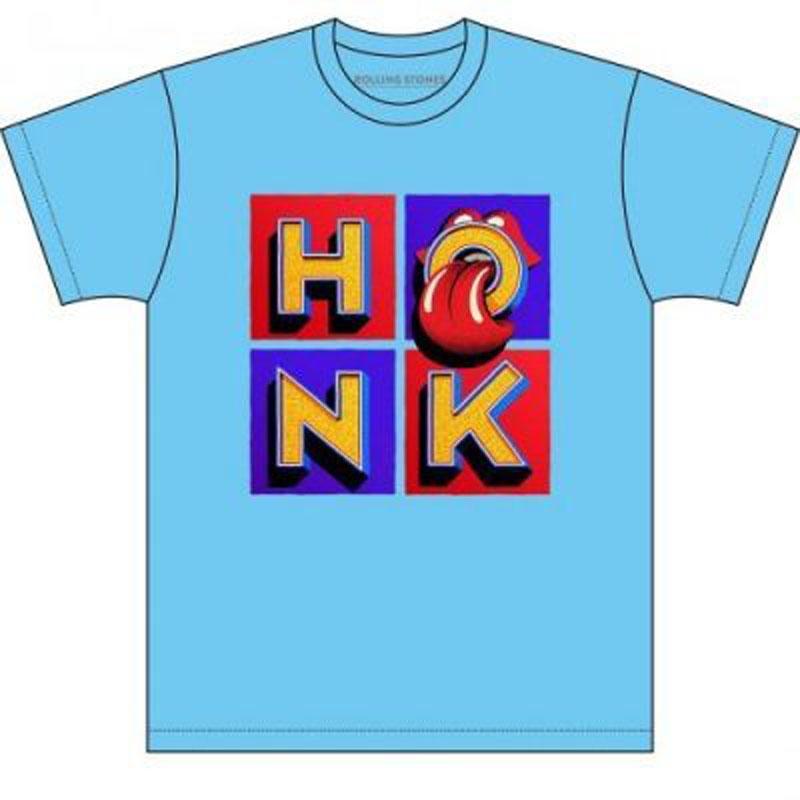 Honk Album Art Tee Blue XL