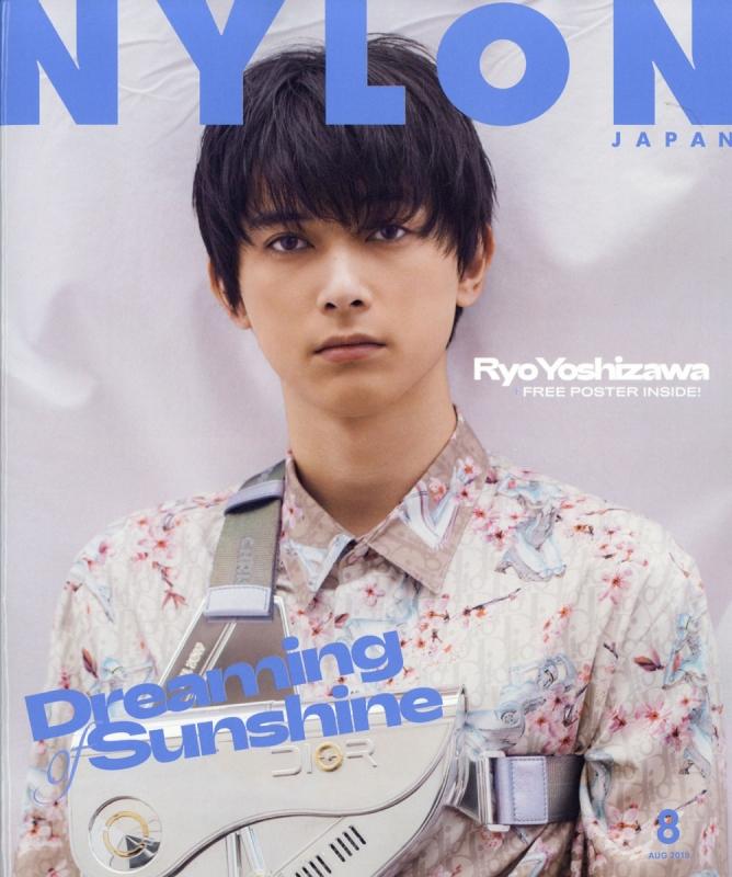 NYLON JAPAN (ナイロンジャパン)2019年 8月号