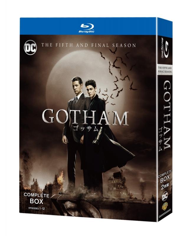 GOTHAM/ゴッサム <ファイナル・シーズン>ブルーレイ コンプリート・ボックス(2枚組)