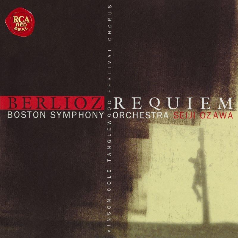 レクィエム 小澤征爾&ボストン交響楽団、タングルウッド音楽祭合唱団、ヴィンソン・コール