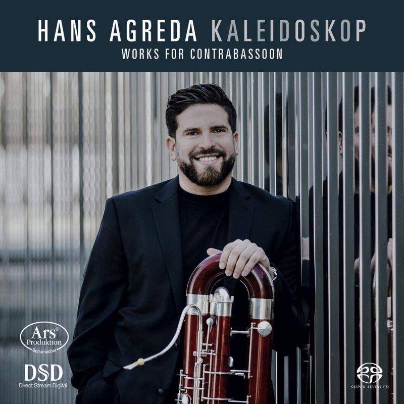 Hans Agreda: Kaleidoskop-works For Contrabassoon