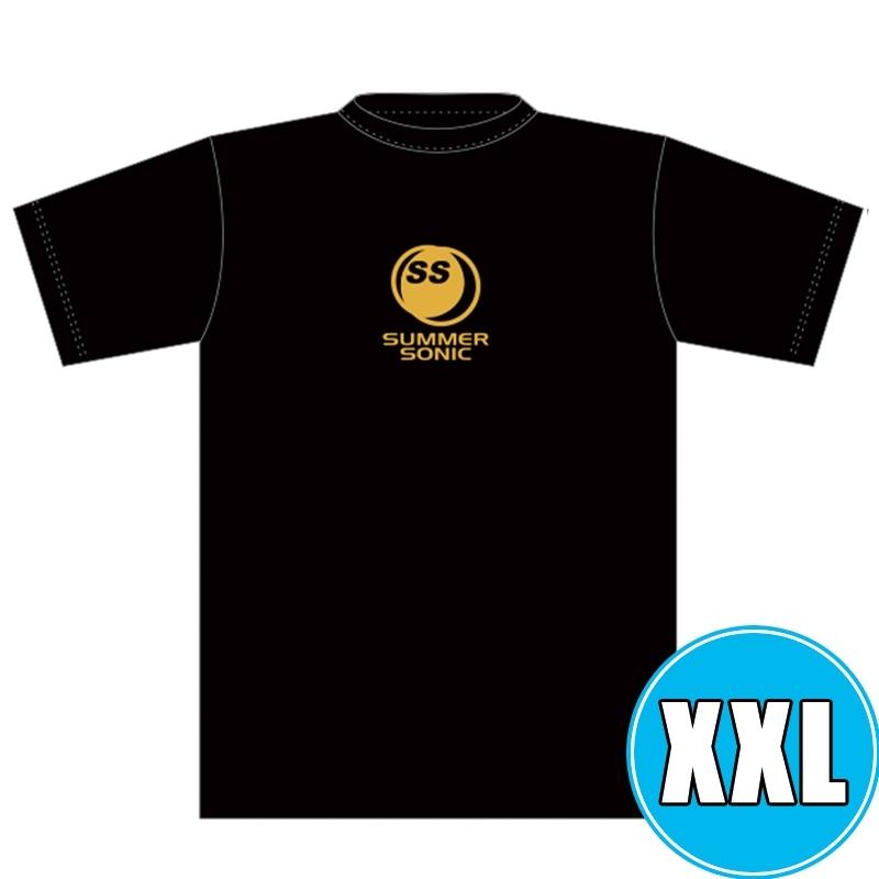2000リバイバルTシャツ BLACK (XXL)※事後販売分