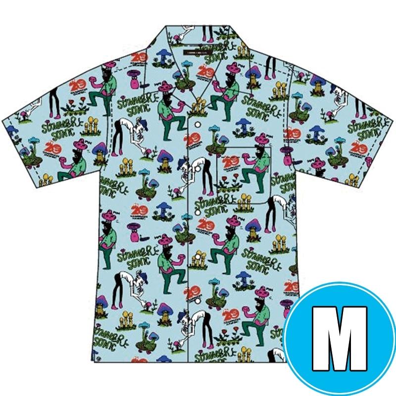 アロハシャツ BULE (M)※事後販売分