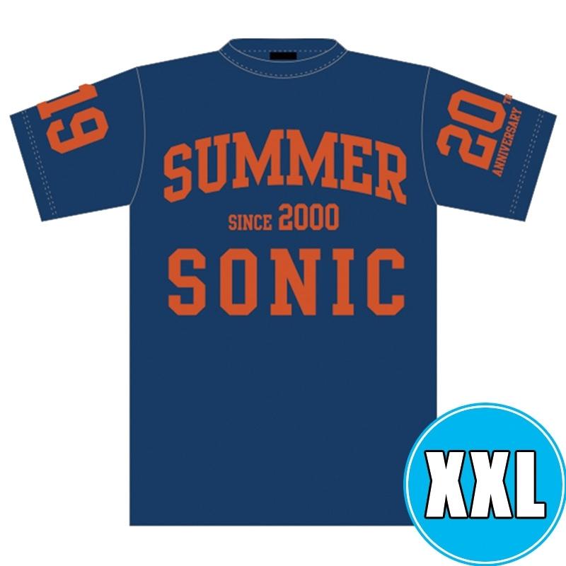 オールドスクールTシャツ NAVY (XXL)※事後販売分