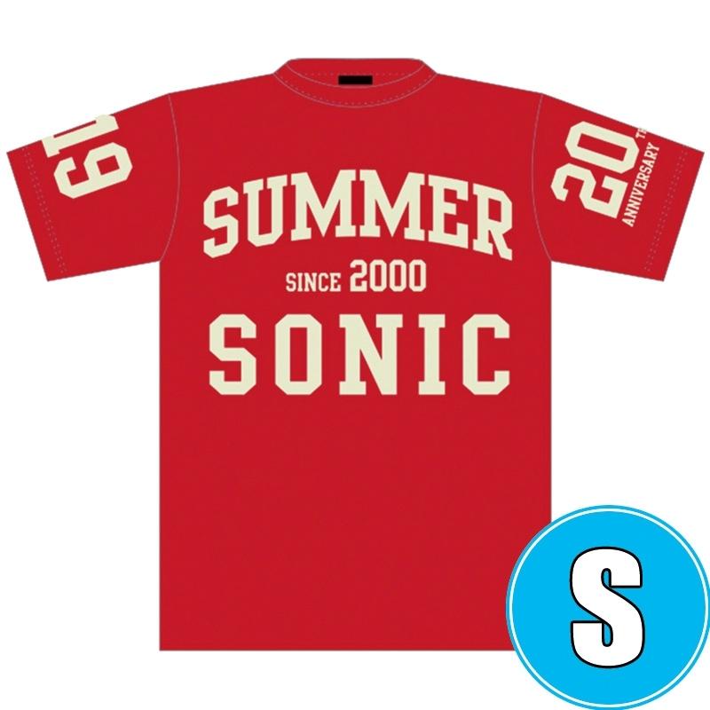 オールドスクールTシャツ RED (S)※事後販売分