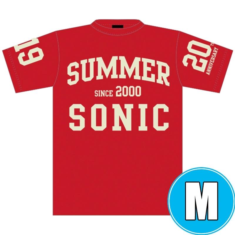 オールドスクールTシャツ RED (M)※事後販売分
