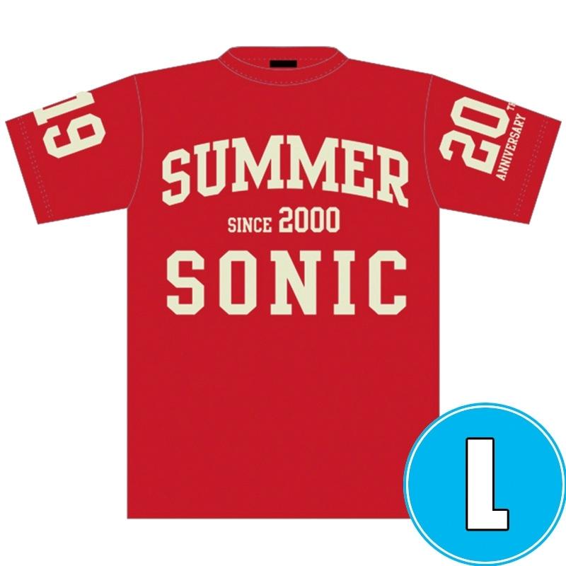 オールドスクールTシャツ RED (L)※事後販売分