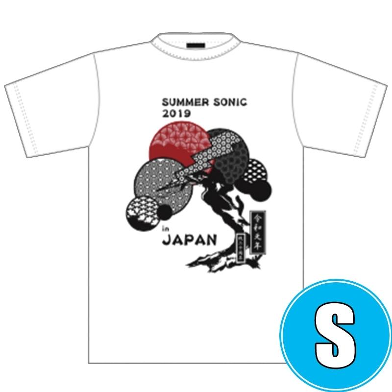 和風Tシャツ WHITE (S)※事後販売分