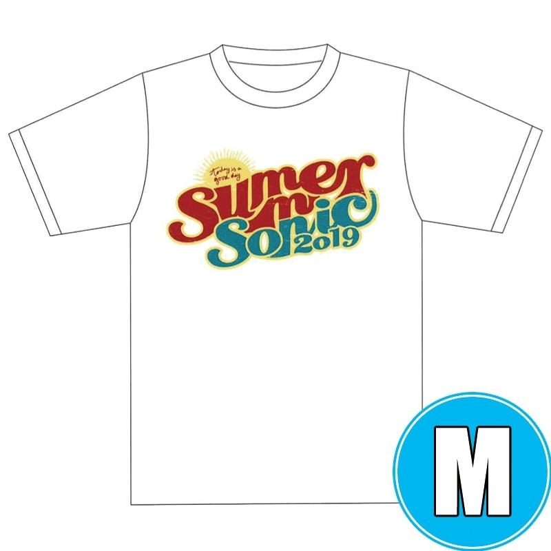 SUNSHINE Tシャツ WHITE (M)※事後販売分