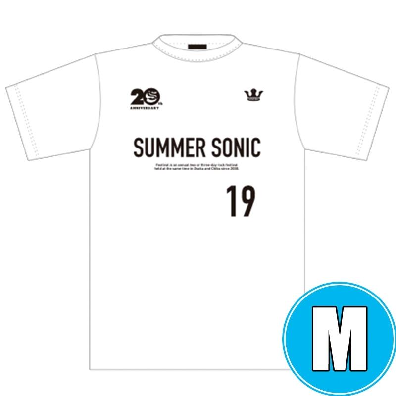 ドライTシャツ WHITE (M)※事後販売分