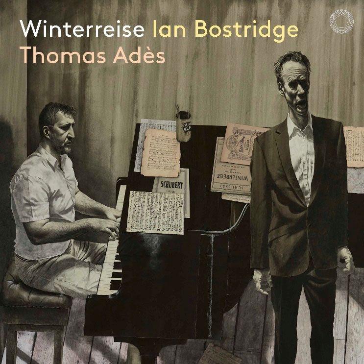 Winterreise : Ian Bostridge(T)Thomas Ades(P)(2018)