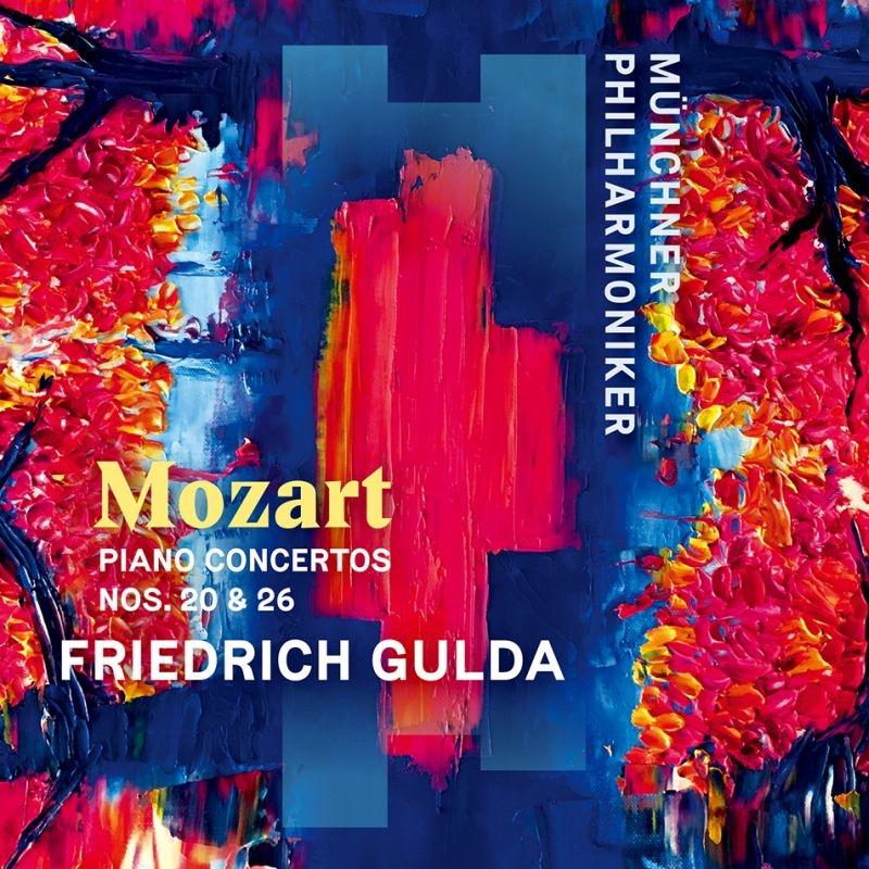 ピアノ協奏曲第20番、第26番『戴冠式』 フリードリヒ・グルダ、ミュンヘン・フィル