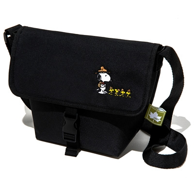 SNOOPY Beagle Scout メッセンジャーバッグ 付録画像