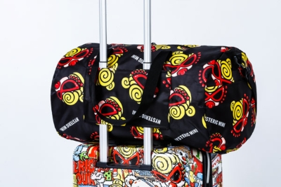 HYSTERIC MINI Big Boston Bag Book 付録画像