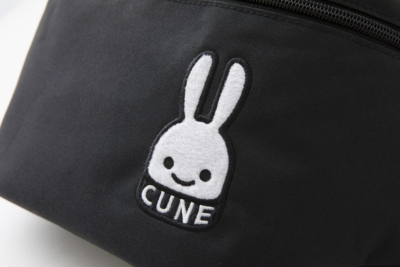 CUNE WAIST POUCH BOOK SPECIAL PACKAGE 付録