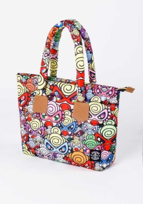 HYSTERIC MINI Quilting Bag Book MULTI COLOR Ver. 付録
