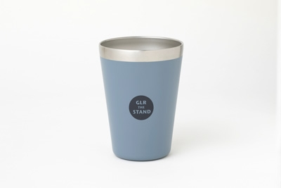 CUP COFFEE TUMBLER BOOK produced by UNITED ARROWS green label relaxing blue M 付録