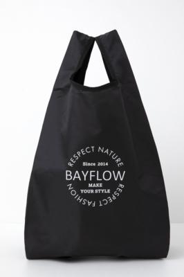 BAYFLOW ECO BAG SET BOOK BLACK 付録