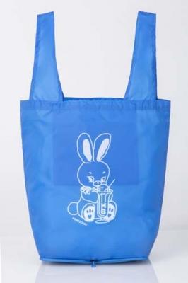 HONESTBOY SHOPPING BAG BOOK BLUE 付録