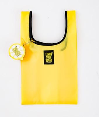 EXILE公式 LEMON SOUR SQUAD レモンポーチつき SHOPPING BAG BOOK YELLOW 付録