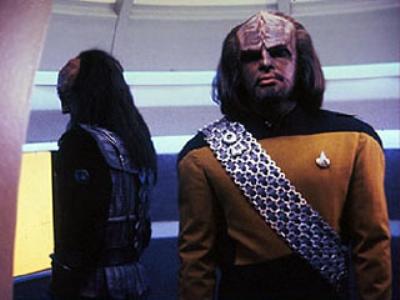 新スター・トレック ベストエピソード クリンゴン帝国の危機