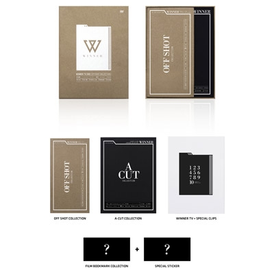 winner tv dvd episode collection 4dvd ブックレット2種 しおり