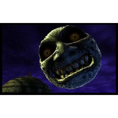 【中古状態A】 ゼルダの伝説 ムジュラの仮面 3D