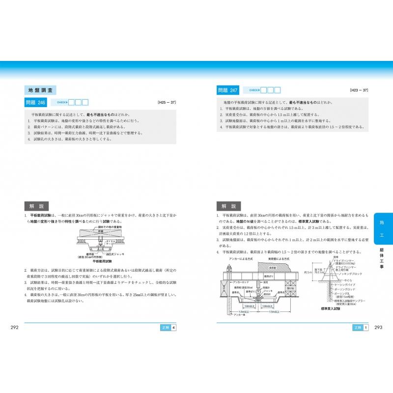 2級建築施工管理技士学科問題解説集 平成27年度版