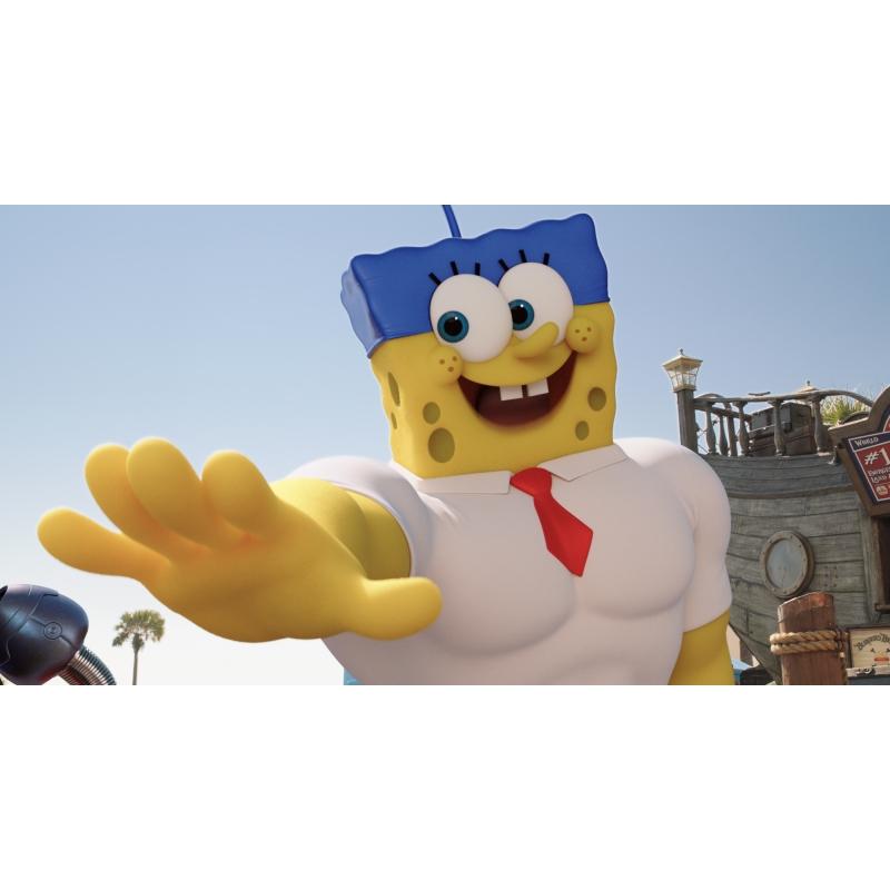 ボブ の スポンジ 救う を 世界 海 が みんな 映画「スポンジ・ボブ/海のみんなが世界を救WOO!」とても楽しい