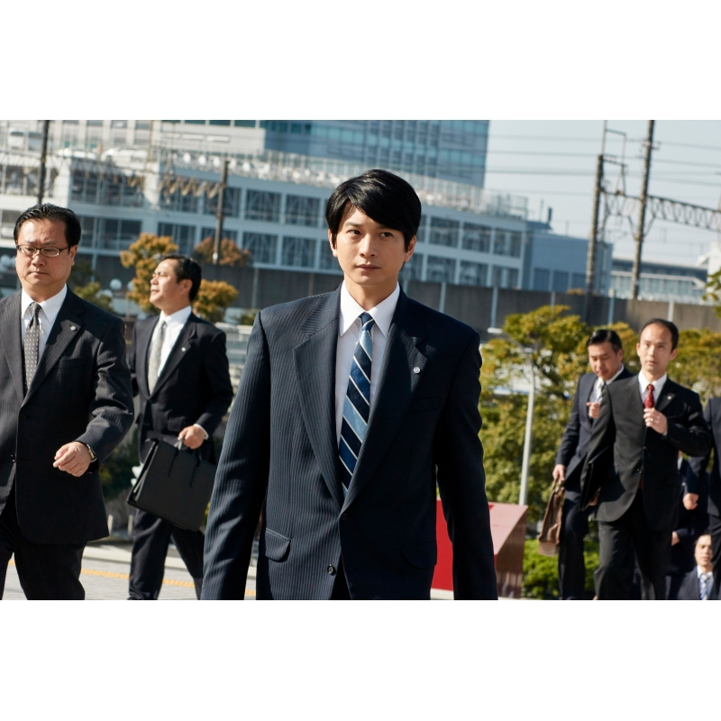 連続ドラマW アキラとあきら Blu-ray BOX | HMV&BOOKS online - TCBD-696