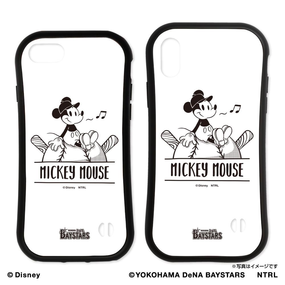 横浜DeNAベイスターズ×ミッキーマウス iPhoneラバーエッジ