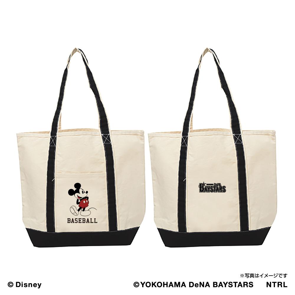 横浜DeNAベイスターズ×ミッキーマウス バッグ