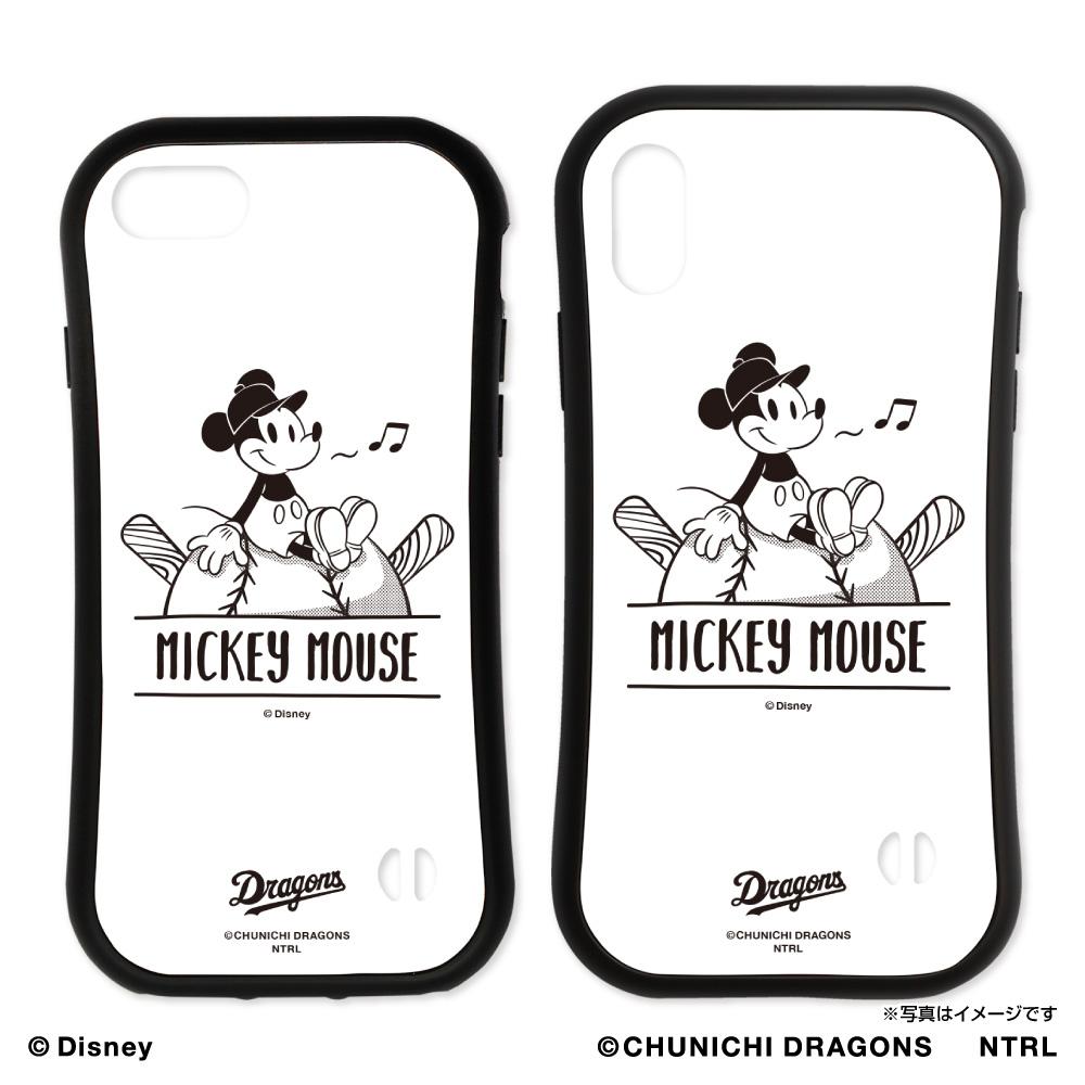 中日ドラゴンズ×ミッキーマウス iPhoneラバーエッジ