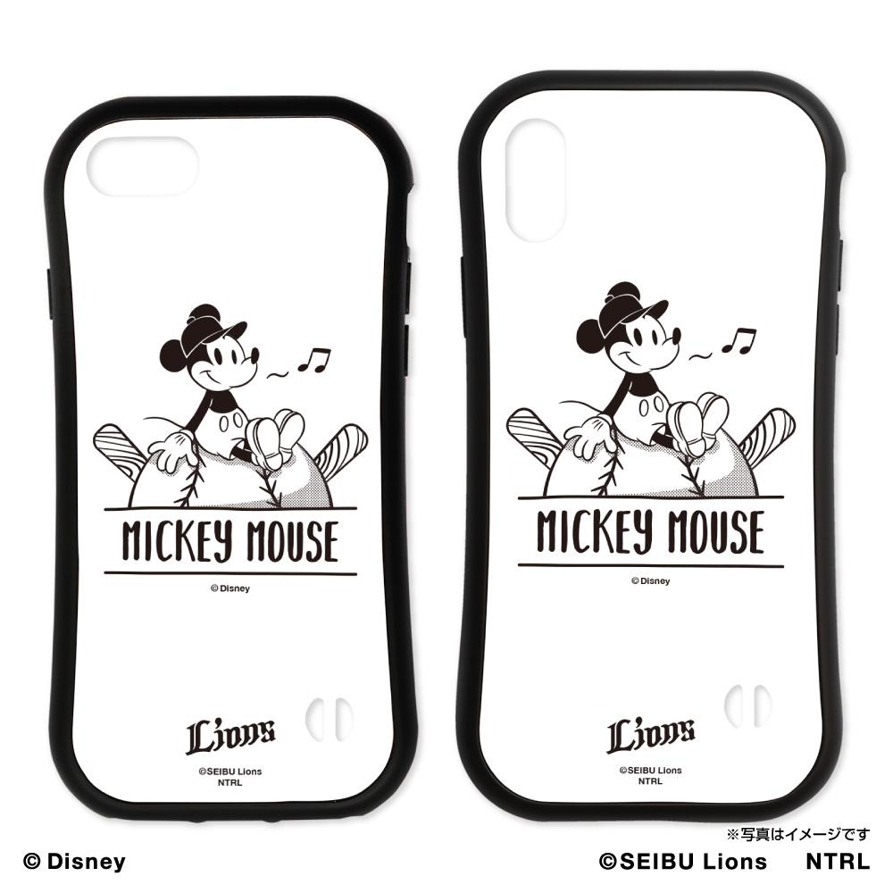 埼玉西武ライオンズ×ミッキーマウス iPhoneラバーエッジ