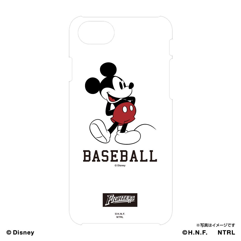 北海道日本ハムファイターズ×ミッキーマウス iPhoneケース