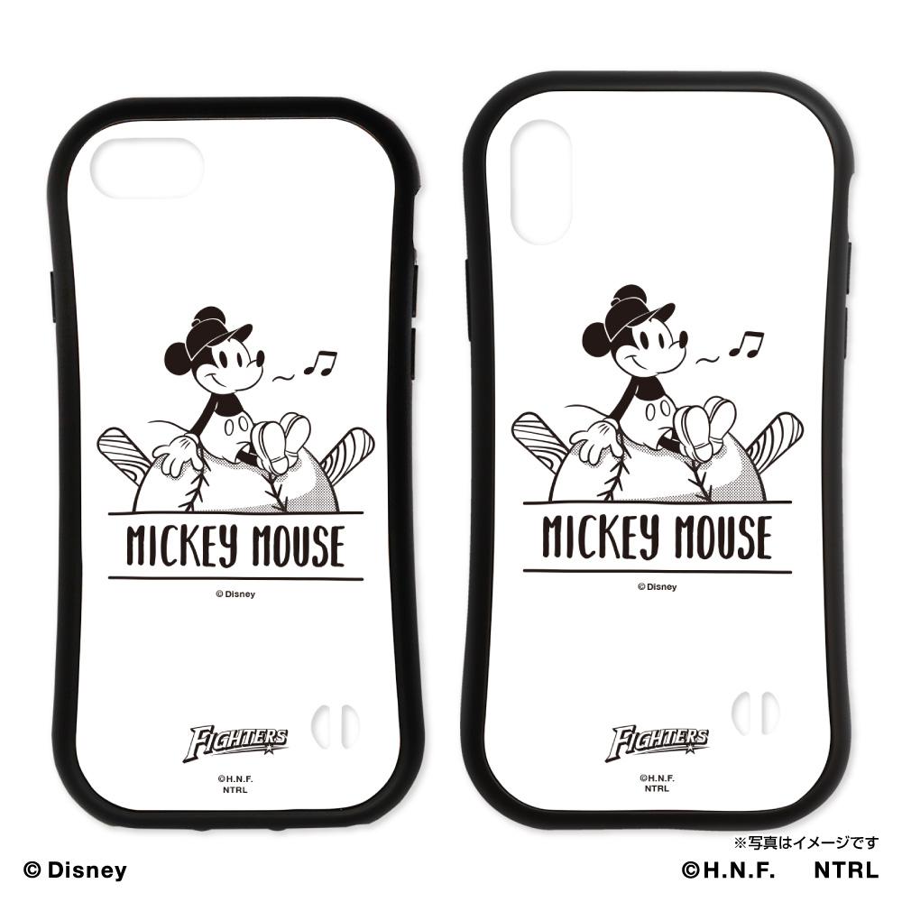 北海道日本ハムファイターズ×ミッキーマウス iPhoneラバーエッジ