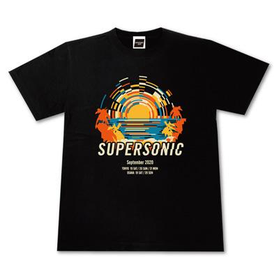 メインTシャツ ‐サンセット‐ ブラック