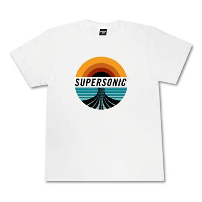音速Tシャツ ホワイト