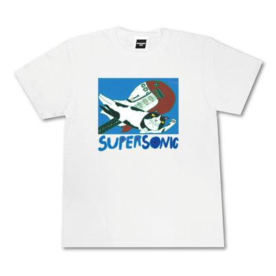 SUPERSONIC×タイヨウプロジェクトTシャツ