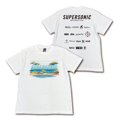 メインTシャツ -サンライズ- ホワイト