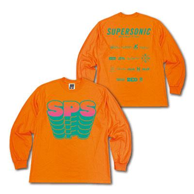 SPS ロングスリーブTシャツ