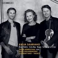 マオ=タカーチュ&オスロ・フィル/サーリアホ:管弦楽作品集