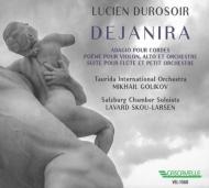 リュシアン・デュロゾワール:管弦楽作品集