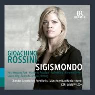 ケリー=リン・ウィルソン/ロッシーニ:『シジスモンド』