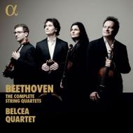 ベルチャ四重奏団/ベートーヴェン:弦楽四重奏曲全集(8CD)