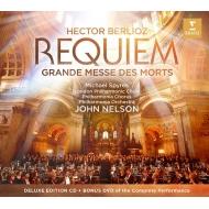ネルソン&フィルハーモニア管/ベルリオーズ:レクィエム(CD+DVD)