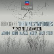 ウィーン・フィル/ブルックナー:交響曲第1番〜第9番(9CD)