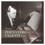 フェルナンド・ヴァレンティの芸術(20CD)