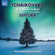管楽七重奏&パーカッション版、チャイコフスキー:『くるみ割り人形』