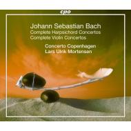 コンチェルト・コペンハーゲン/バッハ:協奏曲集(5CD)